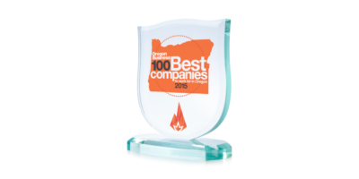 Bonfire Marketing: Best 100 Companies to Work for in Oregon 2015.