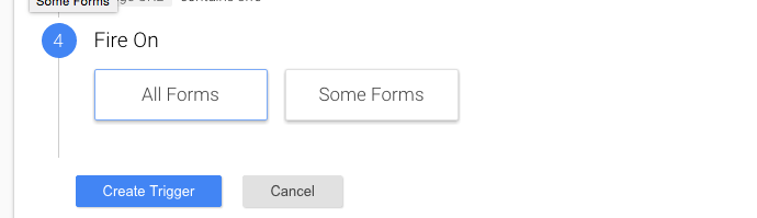 Follow these eight steps to track form submissions in Google Analytics using Google Tag Manager. It's easy!