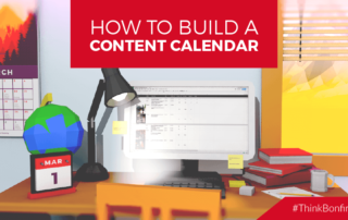 Learn what goes into the creation of a perfect content calendar.