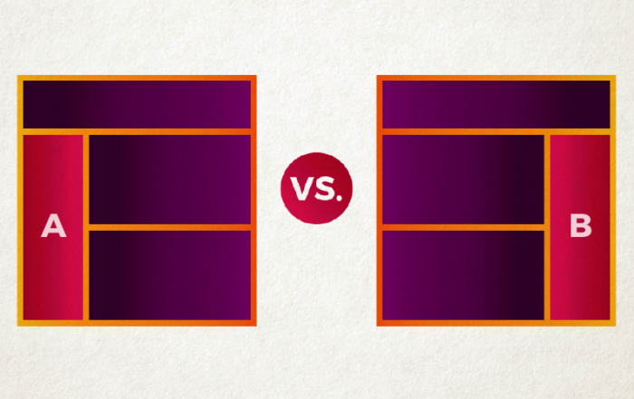 Strive to constantly improve your brand's online performance with some help from A/B testing.