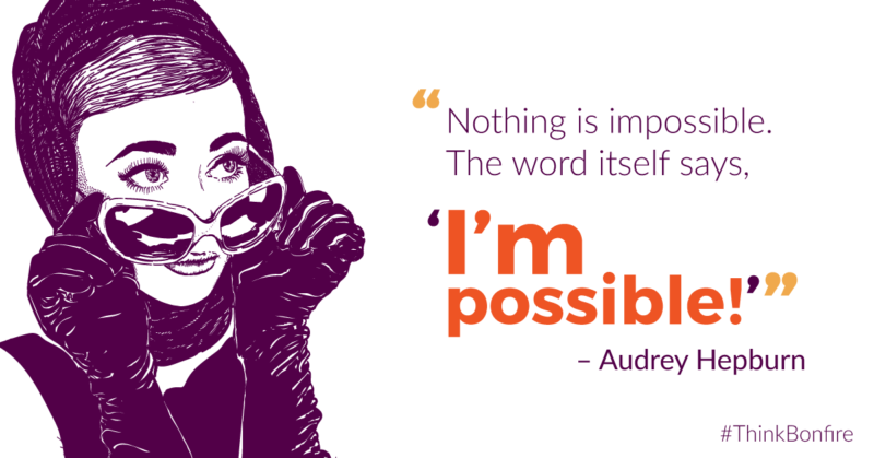 Find a little inspiration and motivation with this roundup of our favorite quotes.