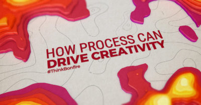 A solid process in the hands of a really creative person can be a truly beautiful thing. So where do we begin?