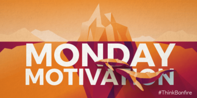 Get your daily dose of inspiration — conveyed visually by our design team — with our Monday Motivation quote roundup.