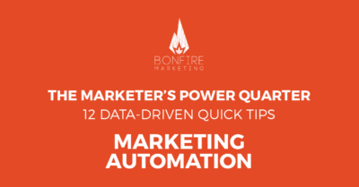 Marketer's Power Quarter Marketing Automation