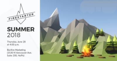 Summer Firestarter Event Recap