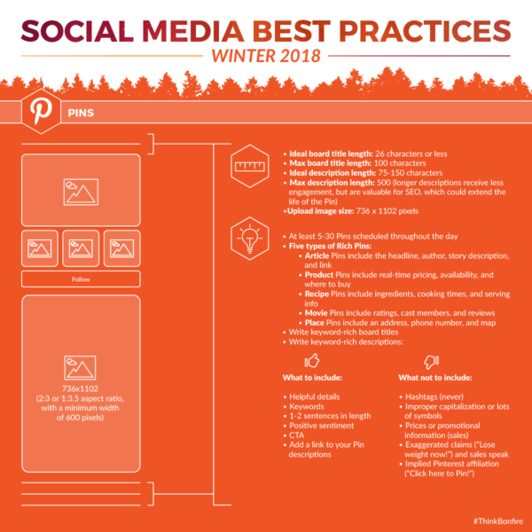 Bonfire Marketing | Social Media Best Practices