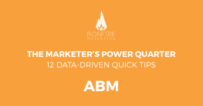 Marketer's Power Quarter ABM