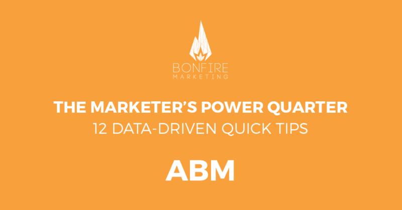 Marketer's Power Quarter ABM