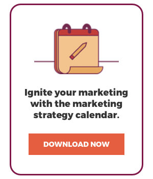 Content Marketing Calendar