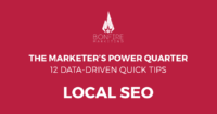 Marketer's Power Quarter Blog: Local SEO