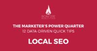 Marketer's Power Quarter Blog: Local SEO