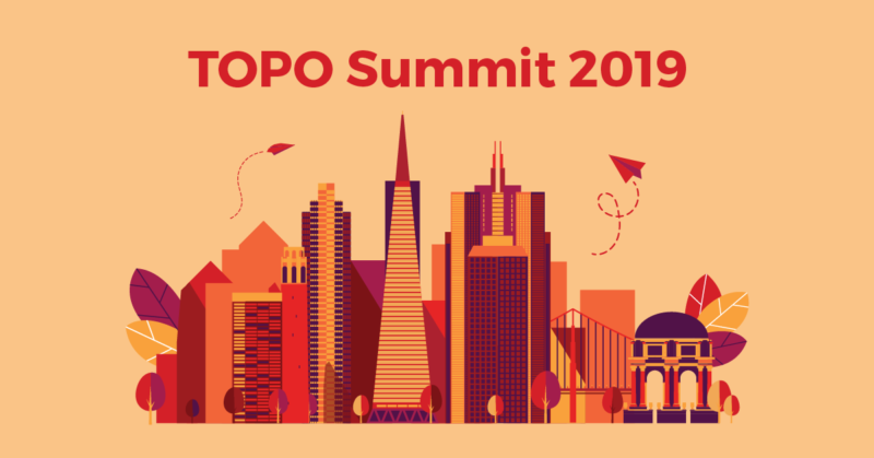TOPO 2019 San Francisco 3 Key Account-Based Themes